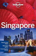 Lonely Planet Singapore (Travel Guide)-ExLibrary