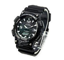 -Casio AQS810W-1A Analog Digital Tough Solar Watch Brand New & 100% Authentic