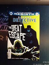 Detective Comics #937B 2016 DC Comics Rebirth (CBC003)