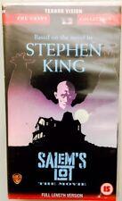 SALEM'S LOT  (VHS)