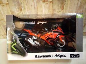 Modellino Moto Joy City Kawasaki Ninja 1/12 MOD128 Nuovo