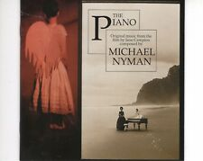 CD MICHAEL NYMANthe pianoSOUNDTRACK EX  (B1489)