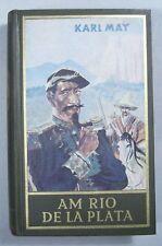 Karl May: Le Rio de la Plata collecté oeuvres 12, 1952 Karl-May-Bibliothèque Bamberg