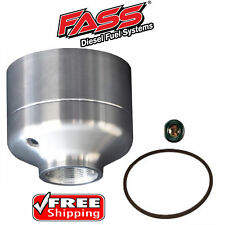 FASS FUEL SYSTEMS 01-15 CHEVY GMC DURAMAX STOCK FUEL FILTER DELETE DFD-4000