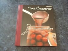 recettes  LES CONSERVES