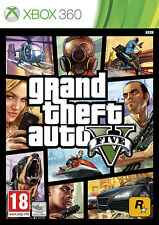 Grand Theft Auto 5 (V) XBox 360 *in Excellent Condition*