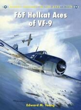 Aircraft of the Aces: The F6F Hellcat Aces of VF-9 119 by Edward M. Young (20...