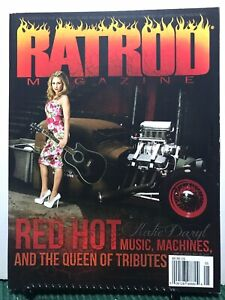 Rat Rod #30 Red Hot Music Machines Katie Daryl April May 2015 FREE SHIPPING JB