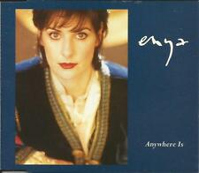 ENYA Anywhere is ULTRA1995 LIMITED 3TRX Europe Made CD single SEALED USA Seller