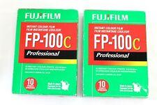 Fujifilm 2602743 FP-100C Professional Instant Color Film