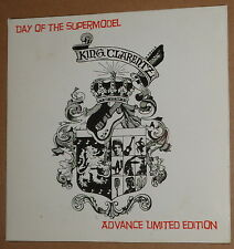 King Clarentz – Day Of The Supermodel Advance Limited Edition CD 2008 Like new