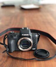 Canon EOS M50 24.1MP Spiegellose Kamera, nur Body, schwarz