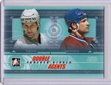SHAYNE CORSON 11/12 ITG Forever Rivals Double Agents #DAG-03 Insert Hockey Card
