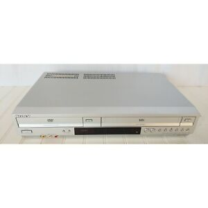 Sony SLV-D370P DVD Player Video Cassette Recorder No Remote Tested Working