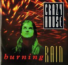 "CRAZY HOUSE burning rain CHS 12 3155 uk chrysalis 1987 12"" PS EX/EX"