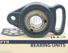 """FYH Bearing UCFA207-23 1 7/16"""" Adjustable oval two-bolt Flanged Mounted 11836"""