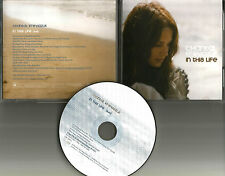 CHANTAL KREVIAZUK In this Life PROMO 2002 USA Radio DJ CD Single &PRINTED LYRICS
