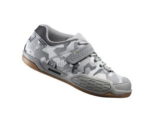Shimano AM5 Mountain Shoe SH-AM500 Size 46 Grey Camo, ultra rare