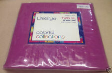 cotton blend twin extra long sheet sets
