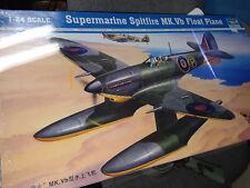 Trumpeter Supermarine Spitfire Float plane 1/24 scale model kit