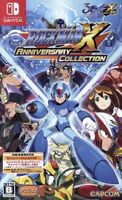 Mega Man X Legacy Collection Nintendo Switch Japan Version