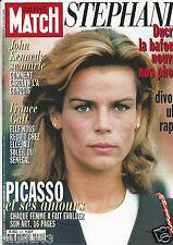 Couverture magazine,Coverage Paris Match 10/10/97 Stéphanie de Monaco