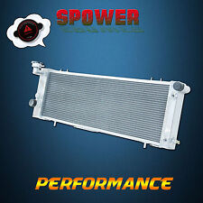 2ROW Aluminum Radiator For Jeep Cherokee XJ 4.0L Right Hand Drive 1994-2001 +Cap