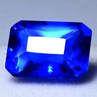 Fast Shipping By FedEx 225.65 Carat Certified Natural Tanzanite Size 43mmx34mm Blue Tanzanite Rough Raw Loose Gemstone AV1873