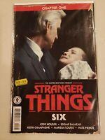 Stranger Things Six #1 Photo Cover Variant Dark Horse Comics 1st Print 2019 NM