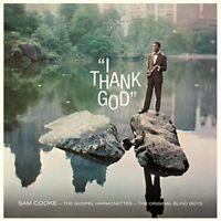 Sam Cooke I Thank God + 2 Bonus Tracks 180gm Vinyl LP NEW sealed
