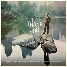 Sam Cooke I Thank God + 2 Bonus Tracks (Bonus Tracks) (Ogv) vinyl LP NEW sealed