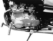 REPOSE-PIEDS 39 cm présenté pour Kawasaki Z 750 LDT 2 zyl. avec TÜV