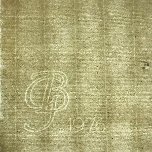 J B Green Vintage 1976 Dover Handmade Paper w Watermarks