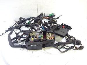 Kabelbaum für Ford Focus II 2,5 ST HYDA B5254T 3M51-14A067-BC 6M5T-14K733-BG