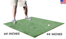 4 Ft x 5 Ft Golf Chipping Driving Range Commercial Fairway Rough Practice Mat