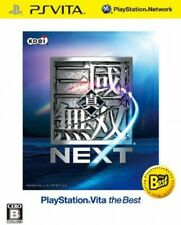 PSVita Dynasty Warriors NEXT the Best From Japan
