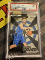 2018-19 Prizm Basketball Freshman Phenoms Luka Doncic RC PSA 9 MAVERICKS 🔥