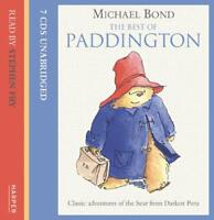 The Best of Paddington on CD: Complete & Unabridged by Michael Bond, NEW Book, F