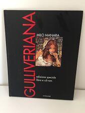GULLIVERIANA MILO MANARA EDIZIONE SPECIALE MONDADORI 2000