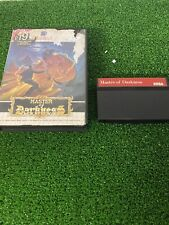 Sega Master System-Master of Darkness-boxed