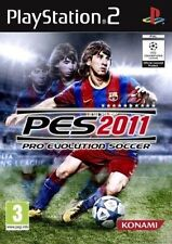 Pes - Pro Evolution Soccer 2011 PS2