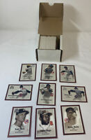 2000 Fleer Greats Of The Game baseball FULL COMPLETE SET #1-107