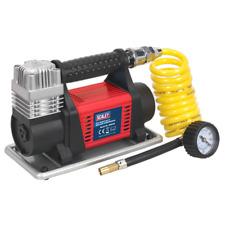 Tyre Inflator/Mini Air Compressor 12V Heavy-Duty | SEALEY MAC04
