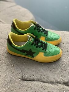 Green BAPE Shoes for Men for sale   eBay