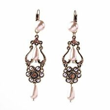 Anthropologie Leverback Costume Earrings