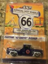 2019 Hot Wheels 33rd Collectors Convention #2 Custom '62 Chevy Pickup