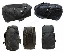 Mens Extra Large Backpack Duffle Holdall Bag SPORTS TRAVEL Hiking Camping