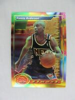 Kenny Anderson New Jersey Nets 1994 Topps Finest Basketball Card 174