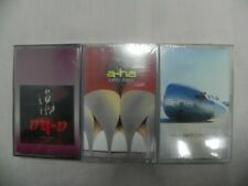 A-HA - Lot Of 3 Korea Cassette Tape AHA / SEALED NEW