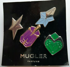 PIN'S COLLECTOR RARES de MUGLER Parfums